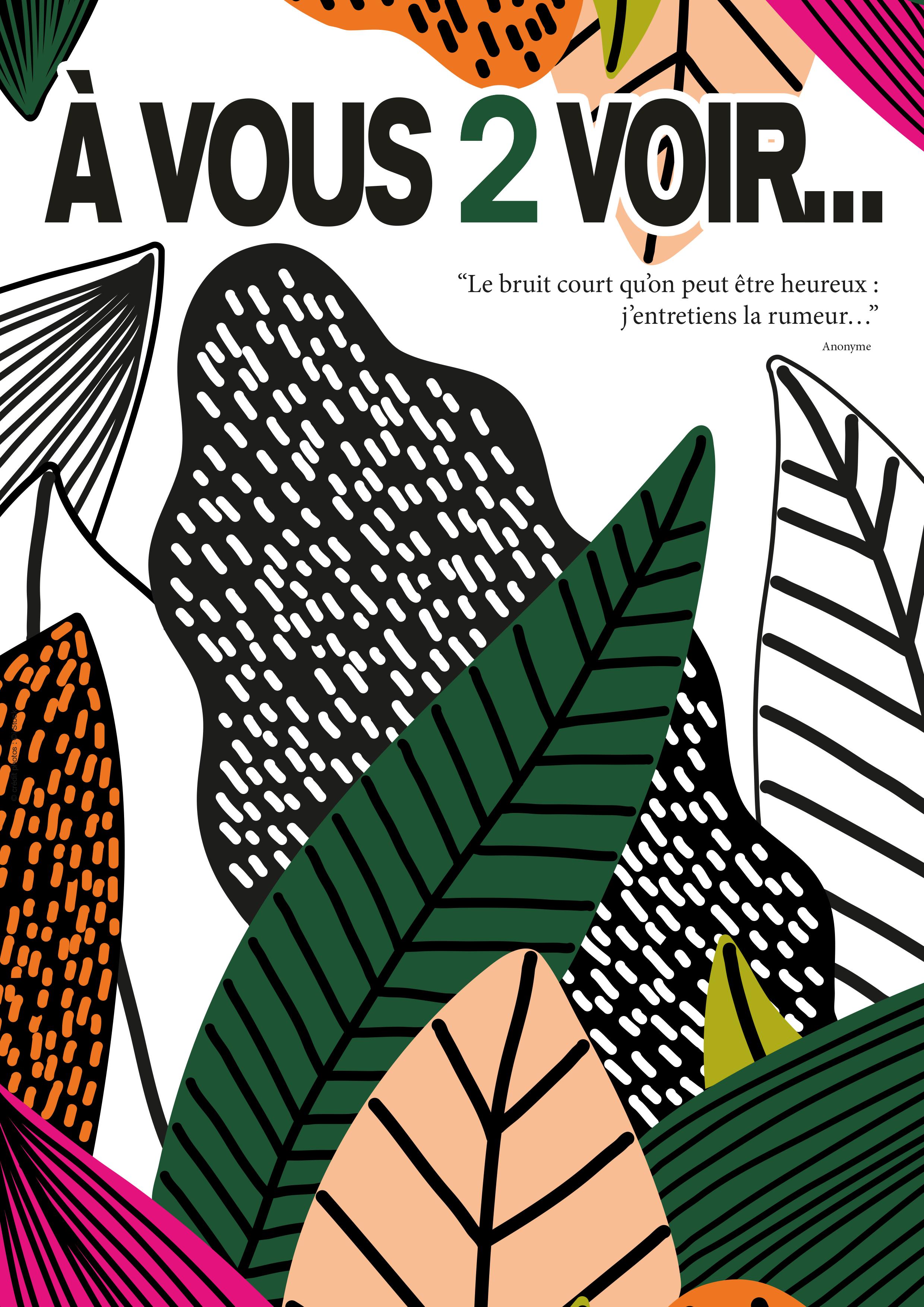 Magazine N°19 A Vous 2 Voir |mars-avril 2020