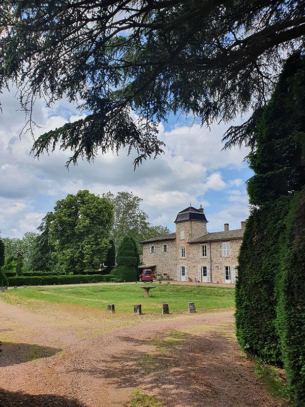 Chateau de Lacarelle